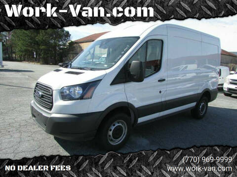 2018 Ford Transit Cargo for sale at Work-Van.com in Union City GA