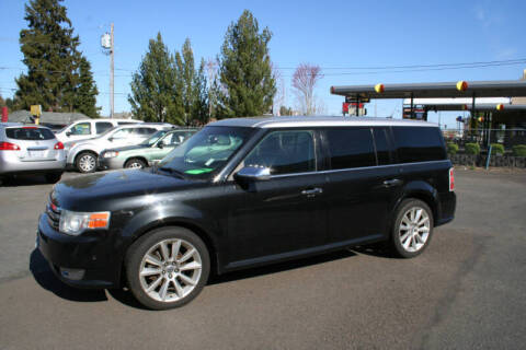2010 Ford Flex for sale at PJ's Auto Center in Salem OR