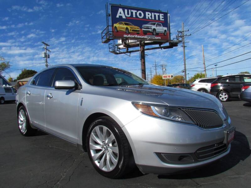 2013 Lincoln MKS for sale at Auto Rite in Cleveland OH