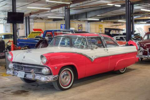 1955 Ford Crown Victoria for sale at Hooked On Classics in Watertown MN