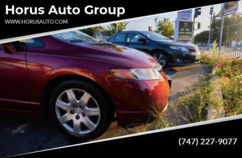 2008 Honda Civic for sale at Alliance Auto Group Inc in Fullerton CA