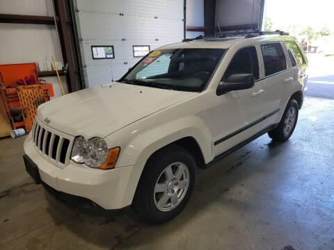 2008 Jeep Grand Cherokee for sale at Hometown Automotive Service & Sales in Holliston MA
