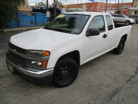 2008 Chevrolet Colorado for sale at 5 Stars Auto Service and Sales in Chicago IL