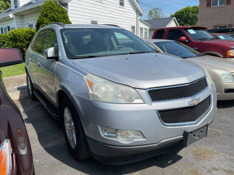 2009 Chevrolet Traverse for sale at Rine's Auto Sales in Mifflinburg PA