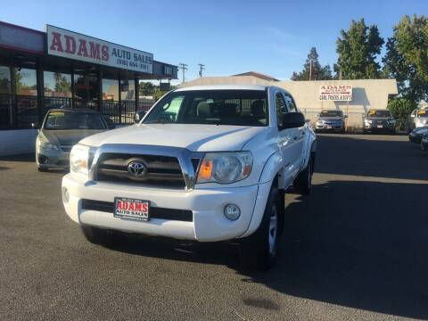 2009 Toyota Tacoma for sale at Adams Auto Sales in Sacramento CA