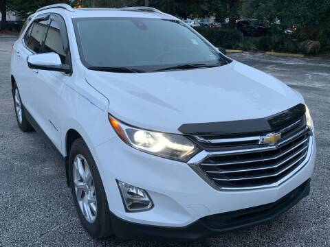 2018 Chevrolet Equinox for sale at Consumer Auto Credit in Tampa FL