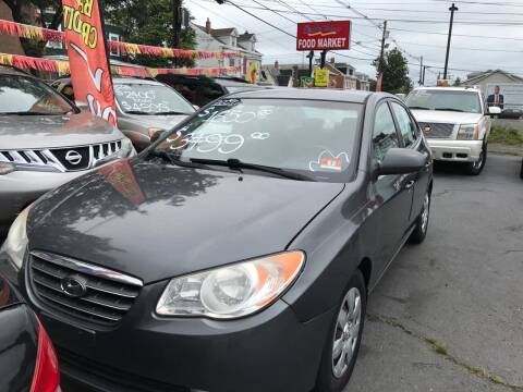 2007 Hyundai Elantra for sale at Chambers Auto Sales LLC in Trenton NJ