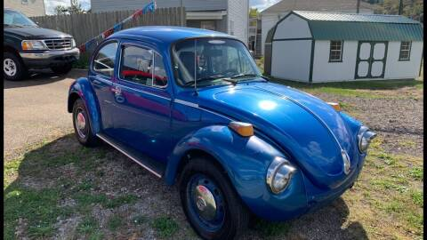 1974 Volkswagen Super Beetle for sale at Edens Auto Ranch in Bellaire OH
