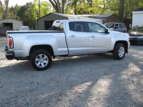 2015 GMC Canyon for sale at Johnson Used Cars Inc. in Dublin GA