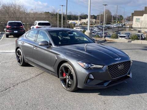2021 Genesis G70 for sale at CU Carfinders in Norcross GA