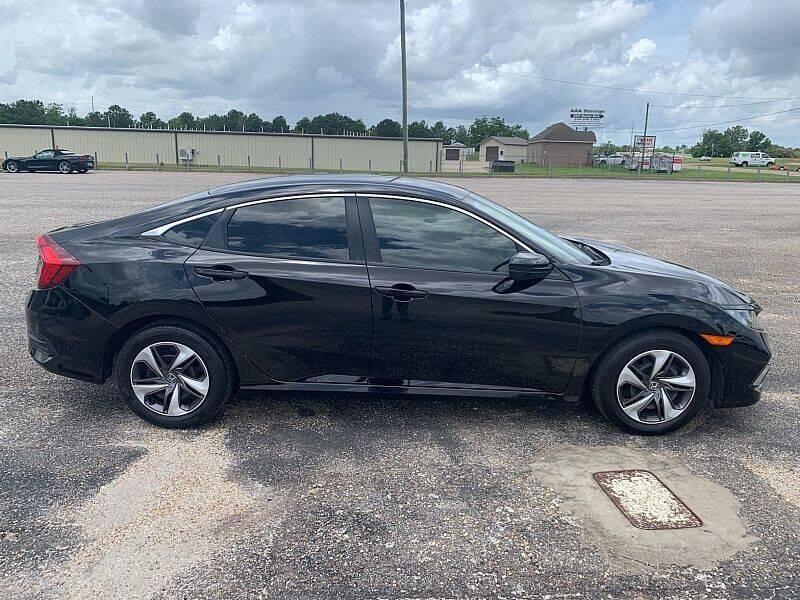 2019 Honda Civic for sale at C & H AUTO SALES WITH RICARDO ZAMORA in Daleville AL