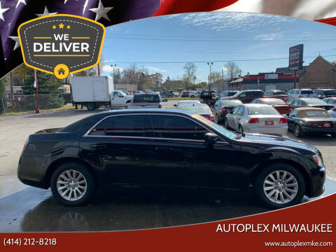 2012 Chrysler 300 for sale at Autoplex 2 in Milwaukee WI