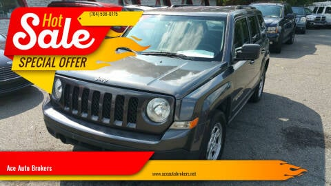 2015 Jeep Patriot for sale at Ace Auto Brokers in Charlotte NC