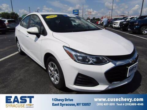 2019 Chevrolet Cruze for sale at East Syracuse Performance Sales & Service in Syracuse NY
