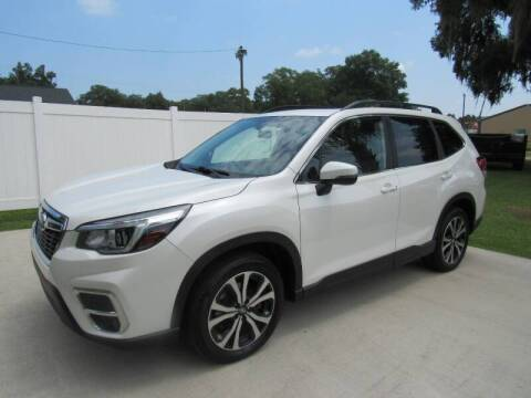 2018 Subaru Forester for sale at D & R Auto Brokers in Ridgeland SC