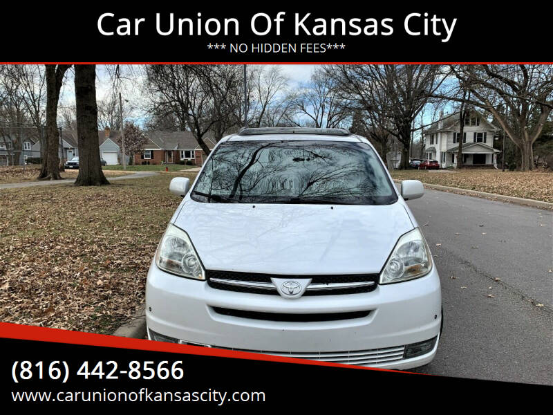2004 Toyota Sienna for sale at Car Union Of Kansas City in Kansas City MO
