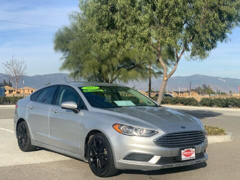 2017 Ford Fusion for sale at Esquivel Auto Depot in Rialto CA