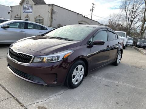 2017 Kia Forte for sale at T & G / Auto4wholesale in Parma OH