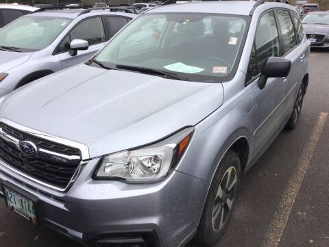 2017 Subaru Forester for sale at Royal Moore Custom Finance in Hillsboro OR