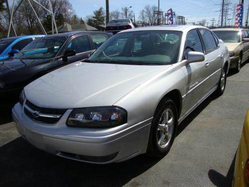 2004 Chevrolet Impala for sale at Augusta Motors Inc in Indianapolis IN
