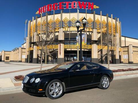 2006 Bentley Continental for sale at Beaton's Auto Sales in Amarillo TX