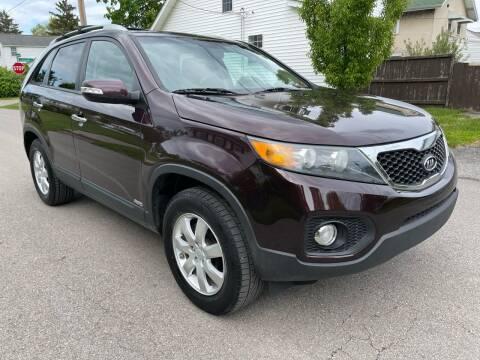 2011 Kia Sorento for sale at Via Roma Auto Sales in Columbus OH