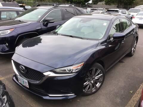 2018 Mazda MAZDA6 for sale at Royal Moore Custom Finance in Hillsboro OR