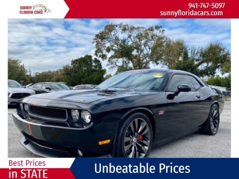 2014 Dodge Challenger for sale at Sunny Florida Cars in Bradenton FL