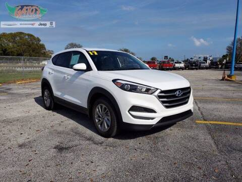 2017 Hyundai Tucson for sale at GATOR'S IMPORT SUPERSTORE in Melbourne FL