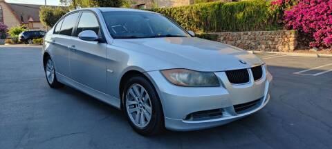 2007 BMW 3 Series for sale at Apollo Auto El Monte in El Monte CA