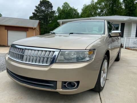 2008 Lincoln MKZ for sale at Efficiency Auto Buyers in Milton GA
