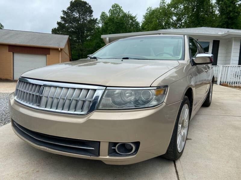 2008 Lincoln MKZ for sale in Milton, GA
