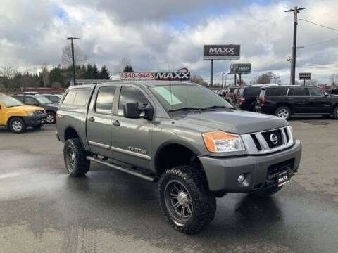 2014 Nissan Titan for sale at Maxx Autos Plus in Puyallup WA