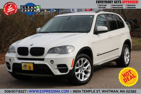 2011 BMW X5 for sale at Auto Sales Express in Whitman MA