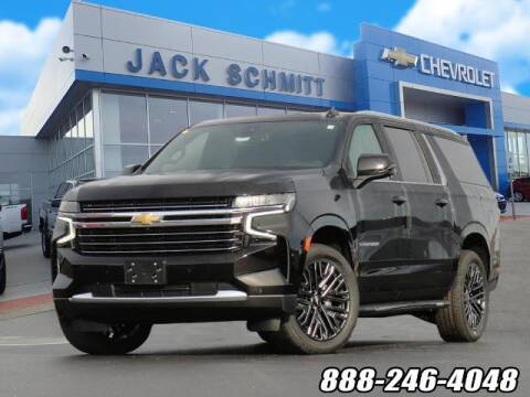 2021 Chevrolet Suburban for sale at Jack Schmitt Chevrolet Wood River in Wood River IL