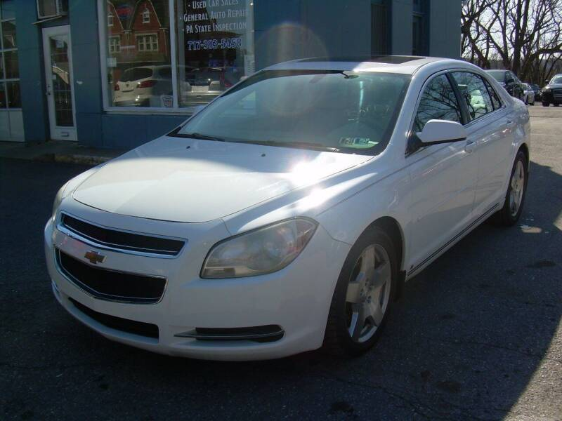2009 Chevrolet Malibu for sale at Kars on King Auto Center in Lancaster PA