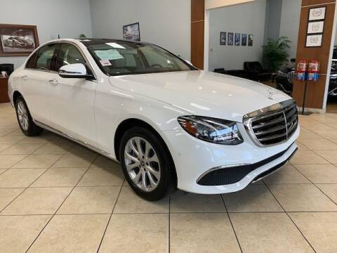 2018 Mercedes-Benz E-Class for sale at Adams Auto Group Inc. in Charlotte NC