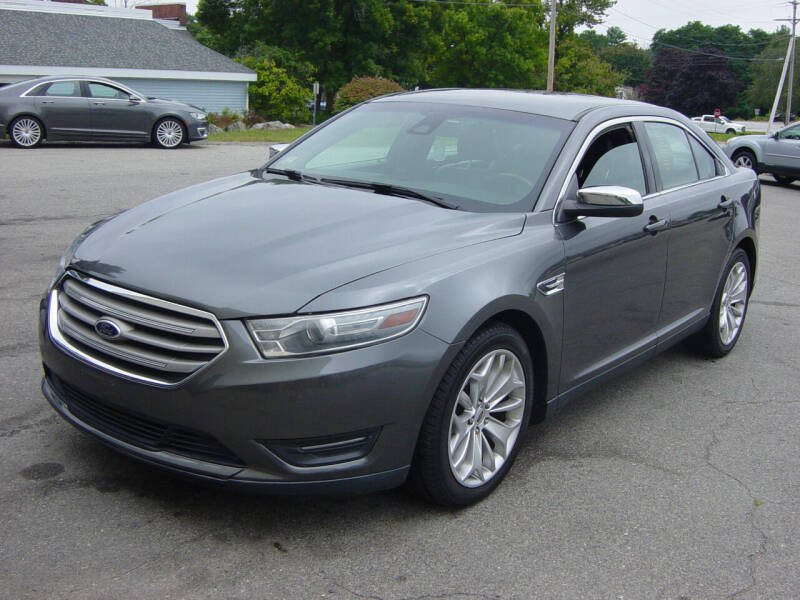 2017 Ford Taurus for sale at North South Motorcars in Seabrook NH
