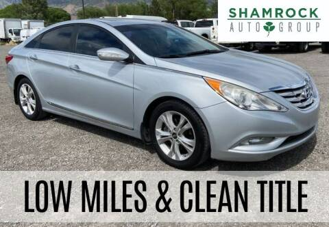 2013 Hyundai Sonata for sale at Shamrock Group LLC #1 in Pleasant Grove UT