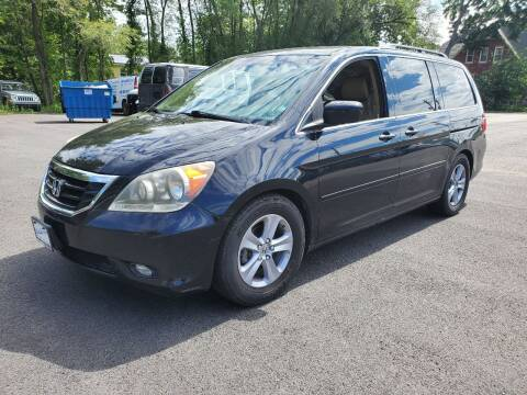 2009 Honda Odyssey for sale at AFFORDABLE IMPORTS in New Hampton NY
