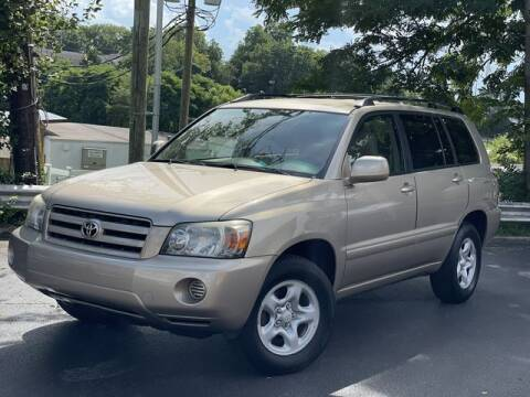 2006 Toyota Highlander for sale at Empire Auto Sales in Lexington KY