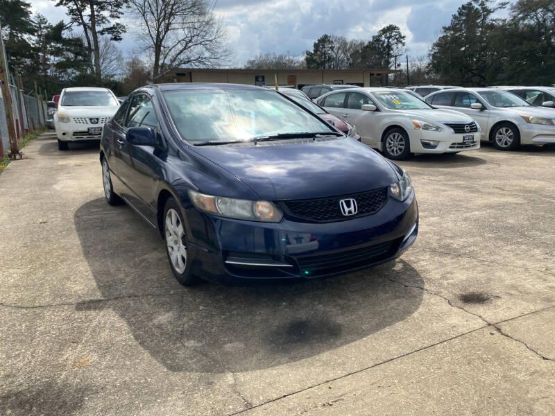 2011 Honda Civic for sale at Port City Auto Sales in Baton Rouge LA