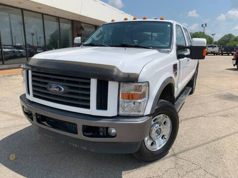 2009 Ford F-250 Super Duty for sale at Auto Mall of Springfield in Springfield IL