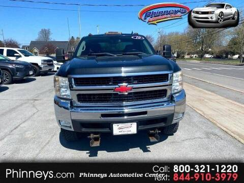 2010 Chevrolet Silverado 2500HD for sale at Phinney's Automotive Center in Clayton NY