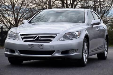 2010 Lexus LS 460 for sale at Wheel Deal Auto Sales LLC in Norfolk VA