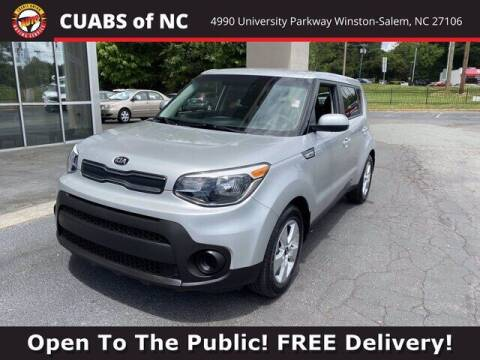 2019 Kia Soul for sale at Summit Credit Union Auto Buying Service in Winston Salem NC