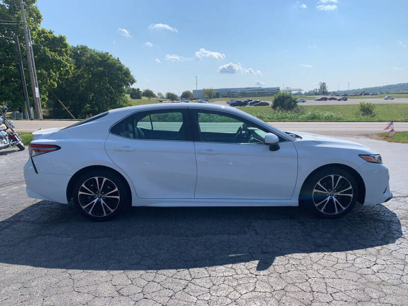 2018 Toyota Camry for sale at Westview Motors in Hillsboro OH