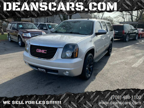 2010 GMC Yukon XL for sale at DEANSCARS.COM in Bridgeview IL
