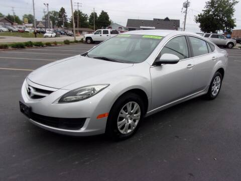 2012 Mazda MAZDA6 for sale at Ideal Auto Sales, Inc. in Waukesha WI