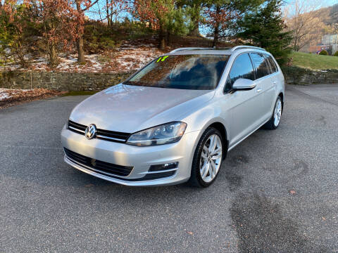 2017 Volkswagen Golf SportWagen for sale at Highland Auto Sales in Boone NC